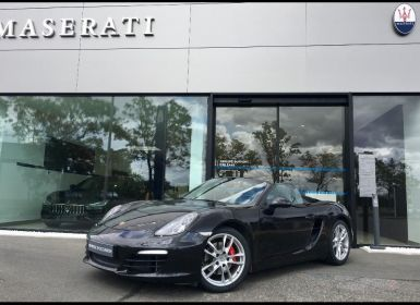 Achat Porsche Boxster 3.4 315ch S PDK Occasion