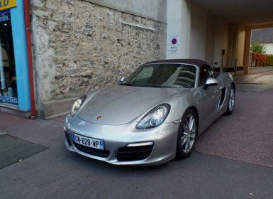 Vente Porsche Boxster 3.4 S 315CV PDK Occasion
