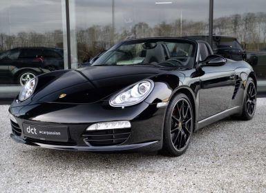 Porsche Boxster 3.4i S Black Edition - - 28000km - - 1st Hand Occasion