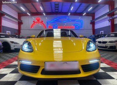 Vente Porsche Boxster 718 cabriolet Occasion