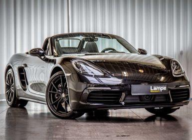 Vente Porsche Boxster 718 Full Black ACC Zetelventilatie BOSE Sportuitla Occasion