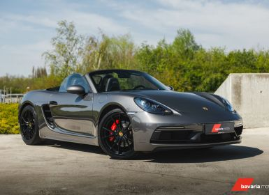 Porsche Boxster 718 GTS 2.5 - BOSE - 20' - Sport Exhaust Occasion
