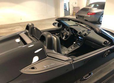 Vente Porsche Boxster 718 Spyder - New - Immediately available Occasion