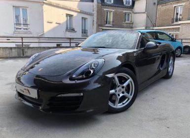 Vente Porsche Boxster (981) 2.7 265CH Occasion