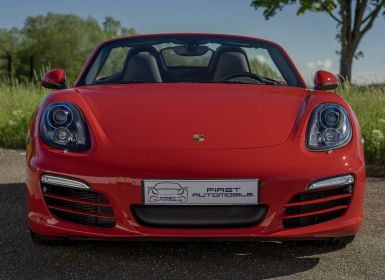 Vente Porsche Boxster (981) 2.7 265CH PDK Occasion