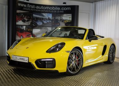 Porsche Boxster (981) 3.4 330CH GTS PDK Occasion