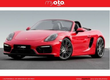 Vente Porsche Boxster (981) 3.4 330CH GTS PDK Occasion