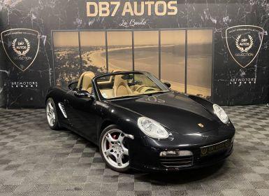 Achat Porsche Boxster 987 3.4 S BVM6 Occasion