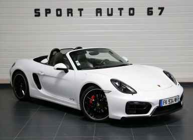 Achat Porsche Boxster GTS Occasion