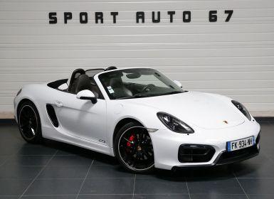 Vente Porsche Boxster GTS Occasion