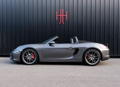 Porsche Boxster GTS TYPE 981 PDK7 Occasion