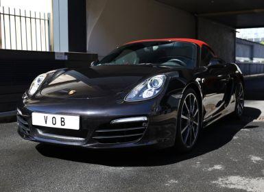 Vente Porsche Boxster PORSCHE BOXSTER 981 S PDK 315 CV /PSE/ CHRONO /PASM / FULL /FRANCE Occasion