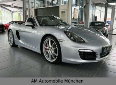 Vente Porsche Boxster Porsche Boxster S PDK Sportabgas Vollleder PASM / GARANTIE 12 MOIS  Occasion