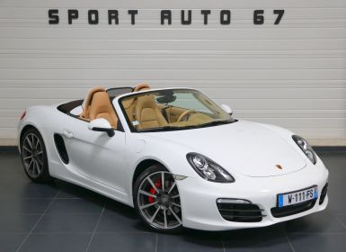 Achat Porsche Boxster S Occasion