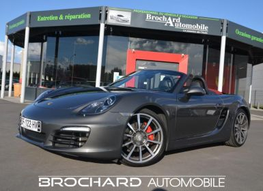 Achat Porsche Boxster S 981 3.4I 315CH PDK Occasion