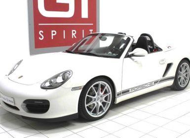 Porsche Boxster Spyder Occasion