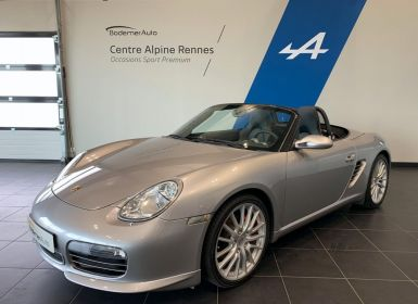 Achat Porsche Boxster Spyder 3.4i S 303ch RS 60 Occasion