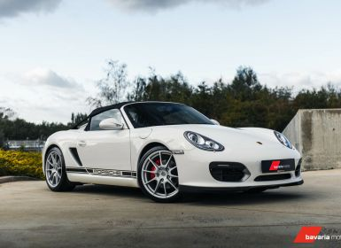 Achat Porsche Boxster Spyder 987.2 PDK * SPORT CHRONO * 19' Occasion