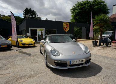 Achat Porsche Boxster SPYDER RS60 Occasion