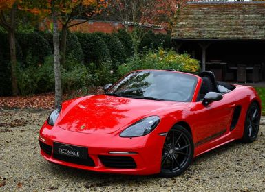 Porsche Boxster T 2.0 TURBO - SPORT EXHAUST - NAVI - TURBO SEATS Occasion