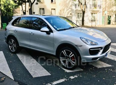 Achat Porsche Cayenne 2 II 4.8 V8 500 TURBO TIPTRONIC Occasion