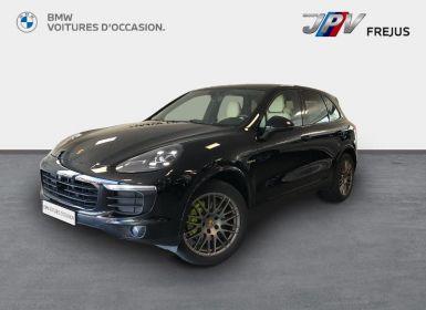 Vente Porsche Cayenne 3.0 416ch S E-Hybrid Platinum Edition Occasion