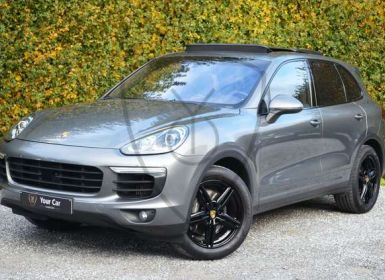 Vente Porsche Cayenne 3.0D PANORAMA - CARBON - ADAPT. CRUISE - FULL LEATHER Occasion