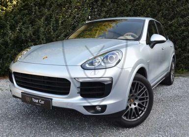 Vente Porsche Cayenne 3.0D Platinum Edition - 1HAND BELGIAN CAR - 14WAY Occasion