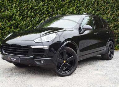 Vente Porsche Cayenne 3.0D Platinum Edition - BELG - 1 HAND - 21INCH - AIR Occasion