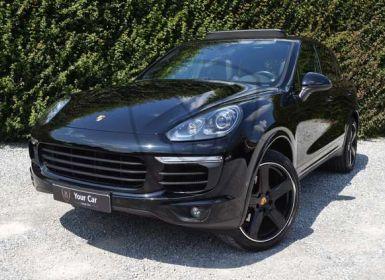 Vente Porsche Cayenne 3.0D Platinum Edition - PANO - 21INCH - CAMERA - BOSE Occasion