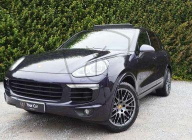 Achat Porsche Cayenne 3.0D PLATINUM EDITION - PANORAMA - 1HAND BELGIAN CAR Occasion