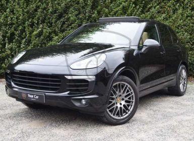 Vente Porsche Cayenne 3.0D Platinum Edition - PANORAMA - LUCHT - TOP Occasion