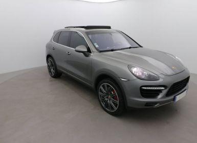 Vente Porsche Cayenne 4.8 500 TURBO TIPTRONIC Occasion