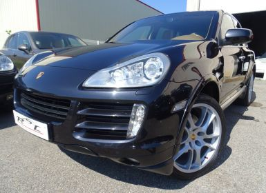 Voiture Porsche Cayenne 4,8L 385PS TIPT/PACK GTS TOE PDC Occasion