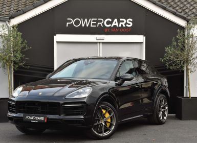 Vente Porsche Cayenne COUPE | LIGHTWEIGHT SPORT PACKAGE | PCCB | Occasion