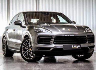 Vente Porsche Cayenne Coupé Standkachel Panodak BOSE Privacy Occasion