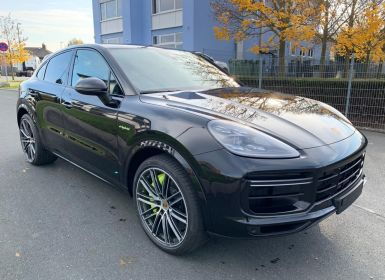 Voiture Porsche Cayenne COUPE TURBO HYBRIDE Occasion