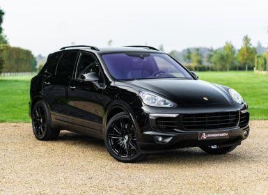 Achat Porsche Cayenne Diesel Platinum Edition / Suspension Pneumatique / Système De Toit Panoramique / Pack Chrono / Caméra De Recul Occasion