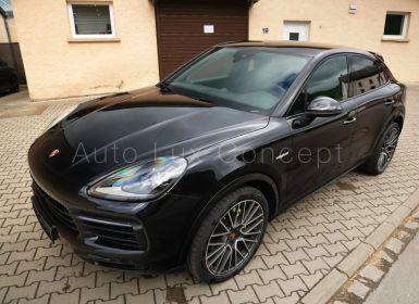 Achat Porsche Cayenne E-Hybrid Coupé, Suspension pneumatique, Roues 22, InnoDrive, Sièges adaptatifs, BOSE Occasion
