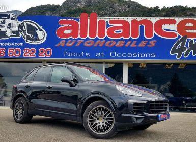 Porsche Cayenne edition platinium tva recuperable