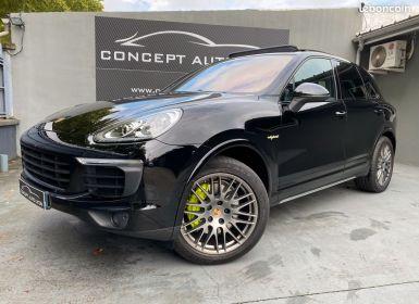 Porsche Cayenne ii (2) 3.0 416 s e-hybrid platinum edition tiptronic 1 main origine france full opt