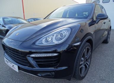 Acheter Porsche Cayenne II Turbo 4,8L V8 500CH / FULL OPTIONS Occasion