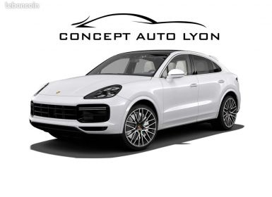Porsche Cayenne iii coupe turbo 4.0 550 ch tiptronic s 5 places 1 main etat neuf full options Occasion