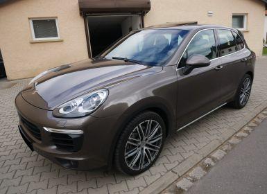 Voiture Porsche Cayenne S, Toit ouvrant, ACC, Keyless, Burmester, Caméra Occasion