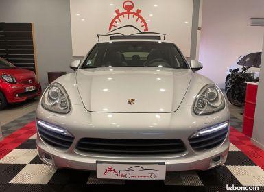 Vente Porsche Cayenne S V8 4.2 diesel 385cv Occasion