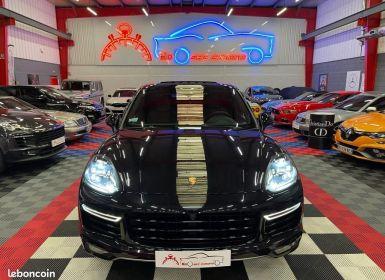 Vente Porsche Cayenne Turbo S Occasion