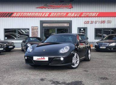 Porsche Cayman 2.9 265ch PDK