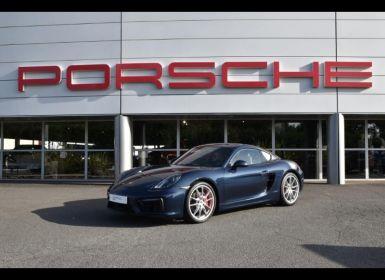Acheter Porsche Cayman 3.4 340ch GTS PDK Occasion