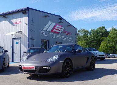 Vente Porsche Cayman 3.4 S 320cv MAT EDITION Occasion