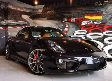 Vente Porsche Cayman 3.4i PDK TYPE 981 COUPE S Occasion